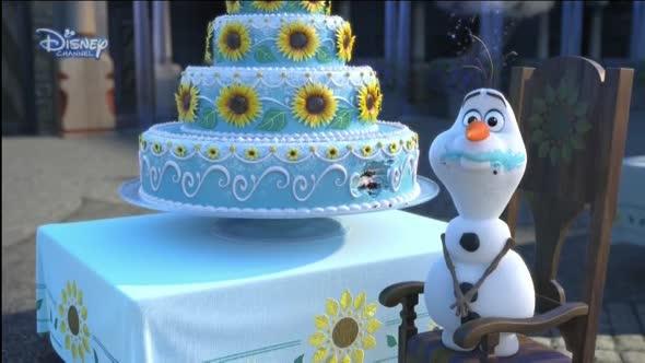 Frozen   Oslava v Ledovém Království (2015) CZ Dabing   Animovaný avi