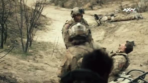 Tým SEAL Seal team S01E21 CZ dabing avi