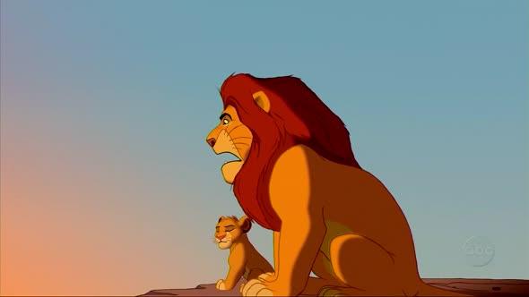 Lví král The Lion King Special Edition 1994 [720p] (CZ AC3 ENG AC3 tit cz) mkv