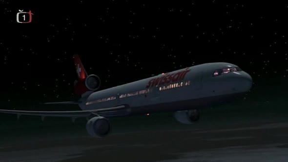 Letecke katastrofy Kdyz na palube vypukne pozar Fire on Board avi