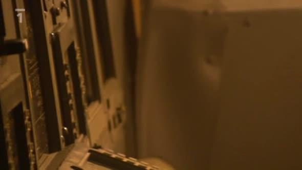 Letecke katastrofy Tajemna srazka Phantom Strike avi