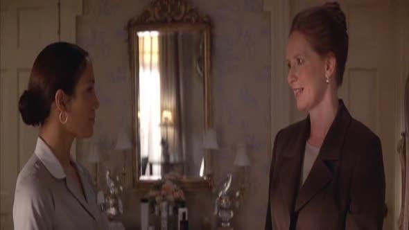 Krásná pokojská (2002) (CZ) (Komedie, Drama, Romantický) avi