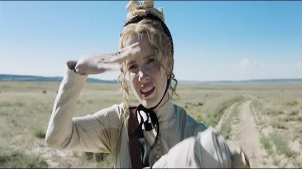 Žena jde napřed ( Woman Walks Ahead 2017 ) CZ dabing ,BluRay, avi