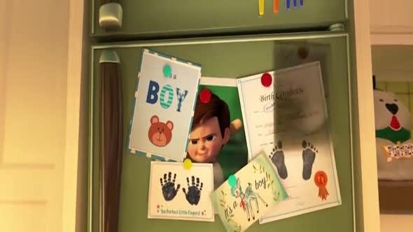 Mimi šéf (The Boss Baby   2017) cz dabing, animovaný, komedie avi