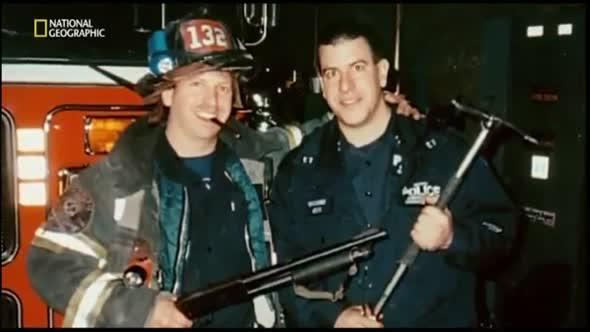 New York  11 září 2001   Příběhy hasičů  911 Firemens Story  CZ by pegass58 mp4