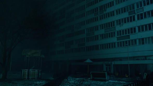 The Blackout   Avanpost (2020) Akční Sci Fi Thriller NOVINKA SK titulky v obr mp4