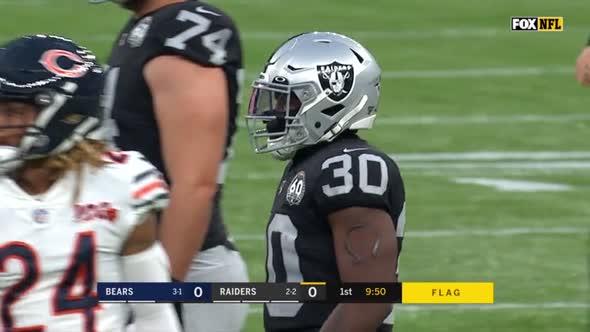 NFL 2019 2020  Week 05  06 10 2019  Chicago Bears @ Oakland Raiders mp4