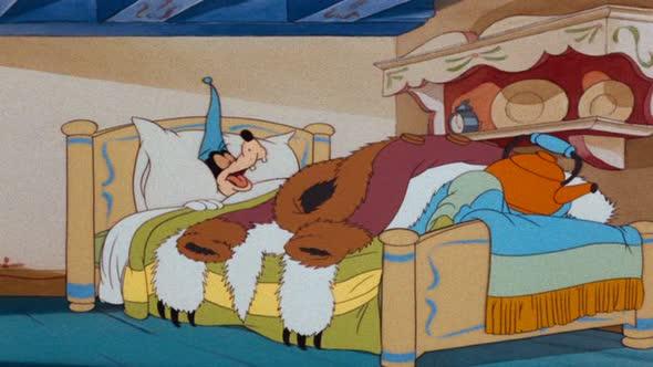 Mickey nás baví 203 Umění lyžovat avi