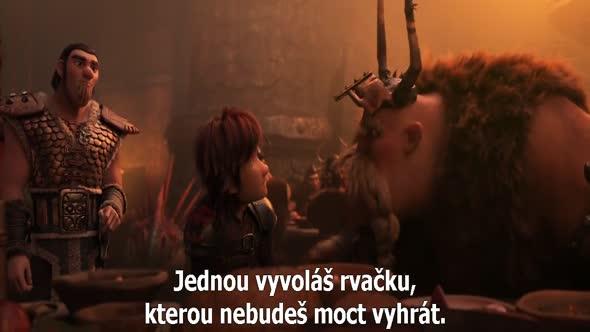 Jak vycvicit draka 3 (Anim) (2019)  cz titulky avi