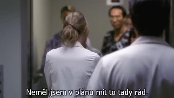 Greys Anatomy S01E02 CZ Titulky avi