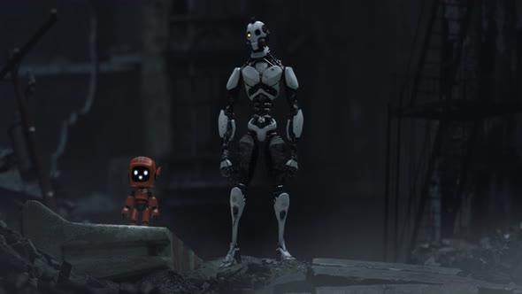 Love Death and Robots S01E02 WEBRip x264 ION10 mp4