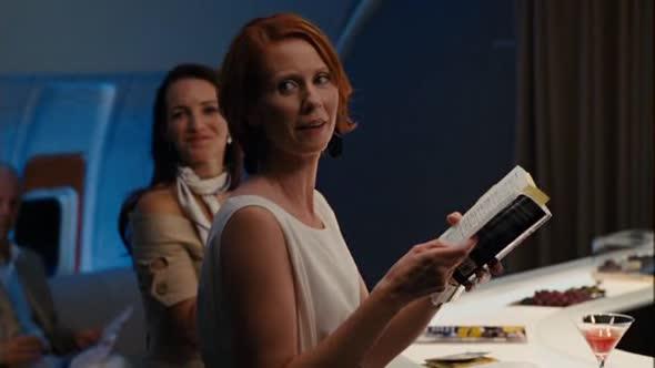 Filmová podoba televízneho seriálu Sex v meste s hviezdnou štvoricou.
