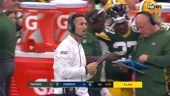 NFL 2019 2020  Week 05  06 10 2019  Green Bay Packers @ Dallas Cowboys mp4