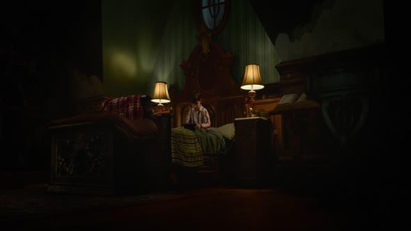 Čarodějovy hodiny   The House With A Clock In Its Walls 2018 1080p BluRay CZ,dabing 5 1 mkv
