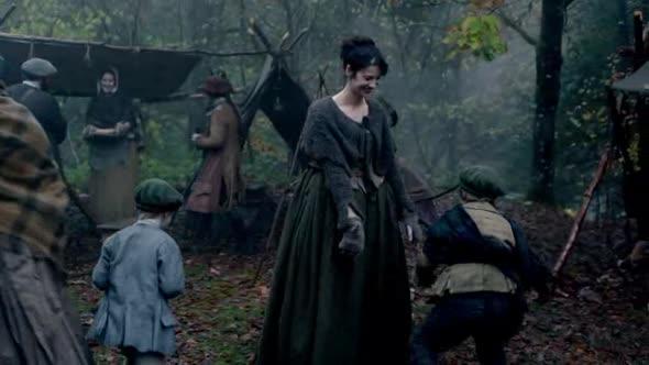Cizinka S01E04   Outlander   WEB DL CZdabing avi