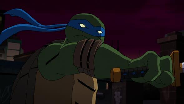 Batman vs  Teenage Mutant Ninja Turtles mkv