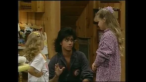 Plný dům 1x10   Místo pro Joey avi