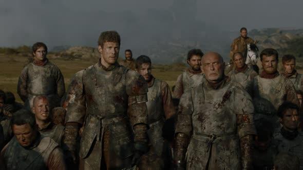 Game of Thrones S07E05 1080p Blu ray x265 10bit DD CZ mkv