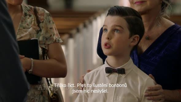 Young Sheldon S03E11 cztit avi