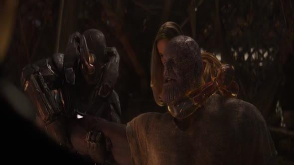Avengers Endgame [CZ dabing, 2019] mkv