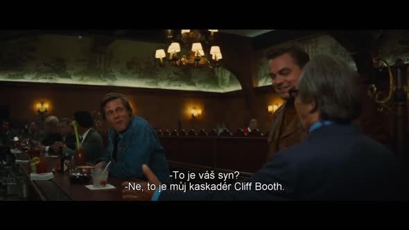 Tenkrát v Hollywoodu (trailer 2) CZ   Once upon a time in Hollywood   Tarantino avi