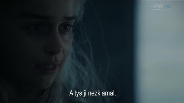 Hra o trůny S08E05 Game of Thrones 1080i HBO CZ Titulky mkv
