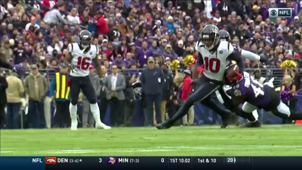 NFL 2019 2020  Week 11  17 11 2019  Houston Texans @ Baltimore Ravens [Football, WEB DL HD720p60fps, MKVH 264, ENCBS] mkv
