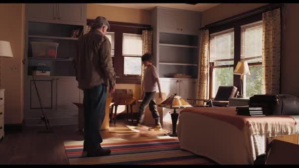 Děda postrach rodiny (2020) 720p WEBRip CZ titulky mkv