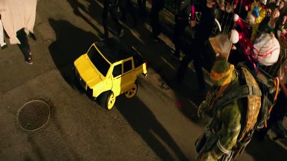 Želvy Ninja 2 (Ninja Korytnačky 2) (2016) HD   CZ dabing avi