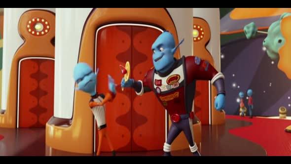 Utek z planety Zeme cz dabing csfd 59 animovane dobrodruzne scifi avi