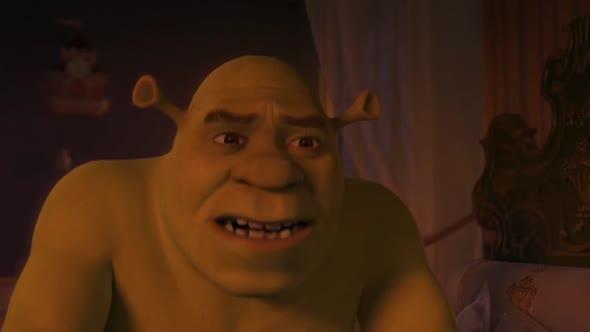 Shrek 3 cz animovaný avi
