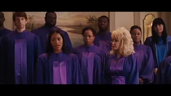 Nahlas a naplno   Queen Latifah, Dolly Parton, Keke Palmer, Jeremy Michael Jordan 2012 cz dab xvid flv