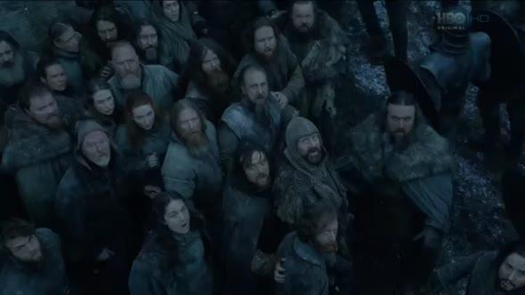 Hra o Truny Game of Thrones Hra o Trony S08E01 Winterfell  EN CZ titulky original avi