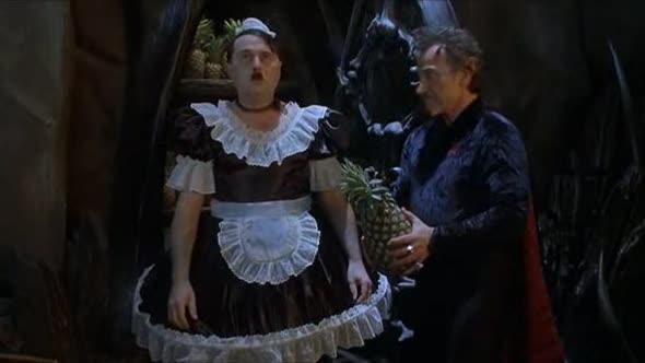 Maly Nicky  Satan Junior cz dabing csfd 60 komedie Adam Sandler Patricia ArquetteReese WitherspoonQuentin Tarantino   avi