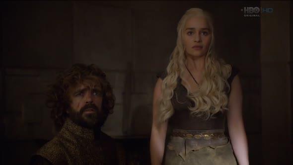 Hra o tr ny    Game of Thrones S06E09 Cz tit vloženy avi