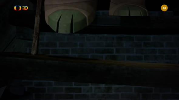 Želvy Ninja 03x03 Pohřbená tajemství mp4
