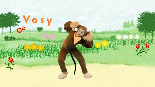Čiperkové - Vosy (písničky pro děti) mp4