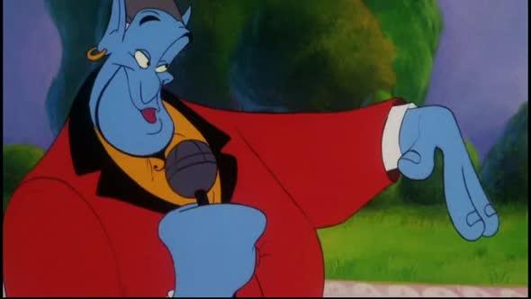 Aladin a kral zlodeju(CZ)  avi