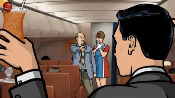 Archer S02E04   TVrip CZdabing avi