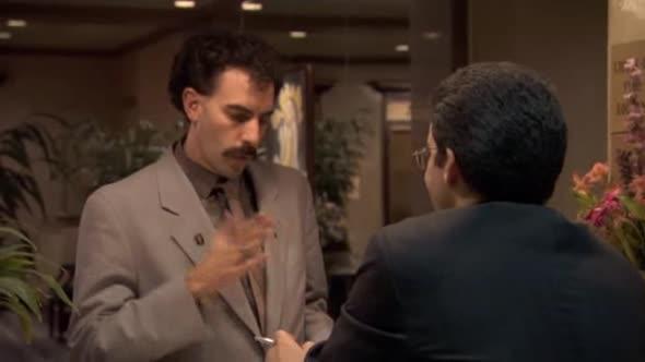 Borat (2006) cz dabing avi