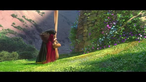 Na vlásku (2010) CZ  animovaný avi