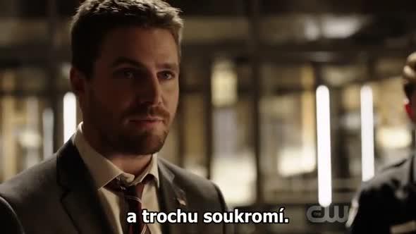 Arrow S06E15 CZ titulky by Adamek avi