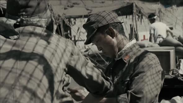Dopisy z Iwo Jimy (2006) avi
