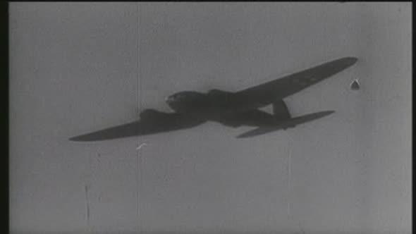 Válečné šílenství 5 Letecké bitvy druhé světové války (2002) válečný dokumnet czdab avi