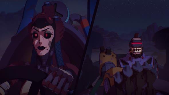 Love Death & Robots S01E15 BLINDSPOT 1080p 10bit WEBRip 6CH HEVC PSA mkv