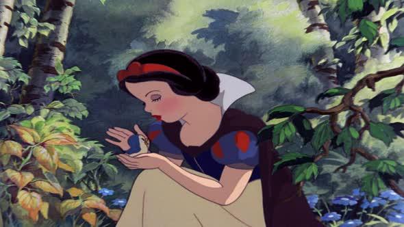 Sněhurka a sedm trpaslíků animovaný dabing CZ mkv