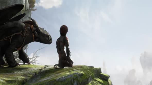 (2014) Jak vycvičit draka 2 avi