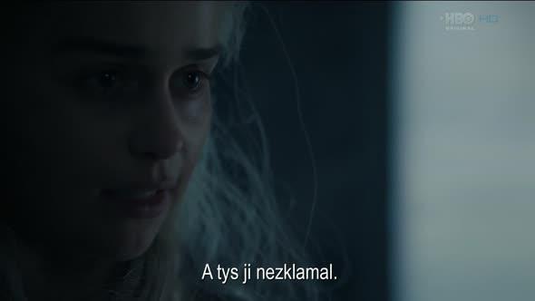 Hra o trůny   Game of Thrones S08E05 (CZ tit ) avi