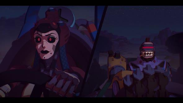 Love Death and Robots S01E15 Blindspot 720p NF WEB DL DDP5 1 x264 NTG mkv