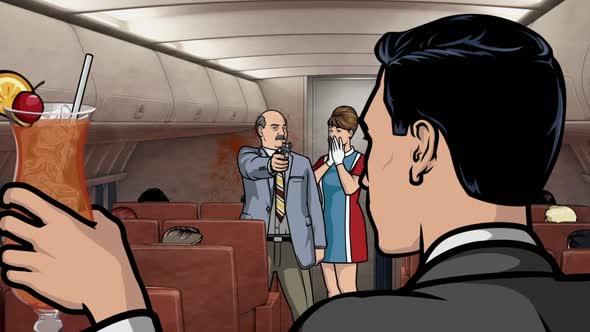 Archer S02E04   Horni potrubi avi
